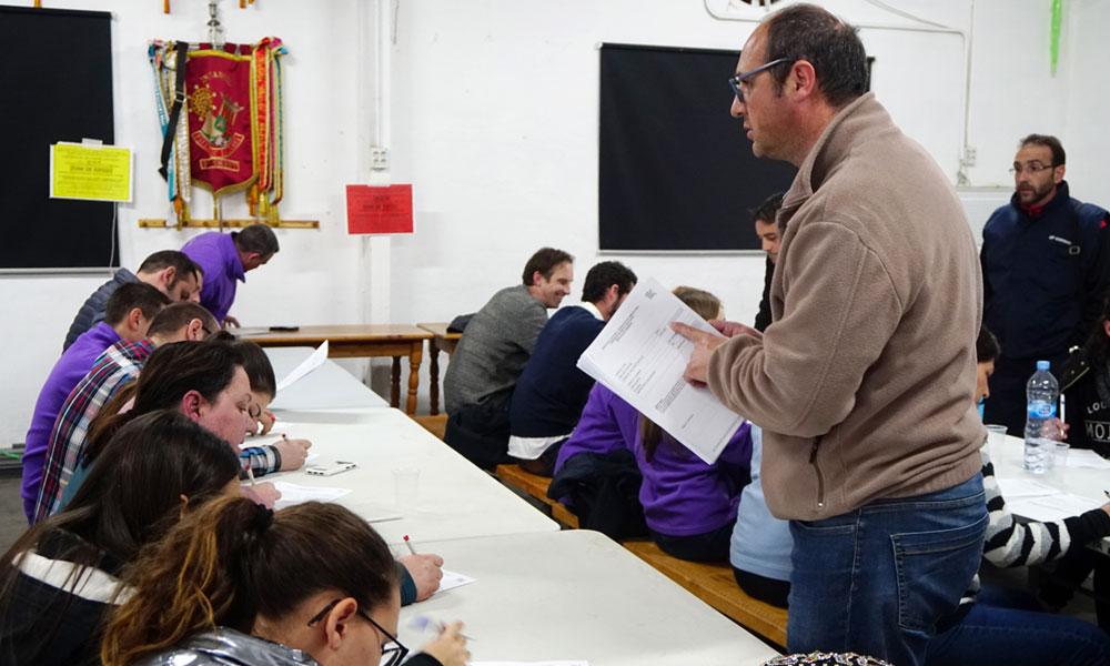 Curs de formació per a CRE a Picassent