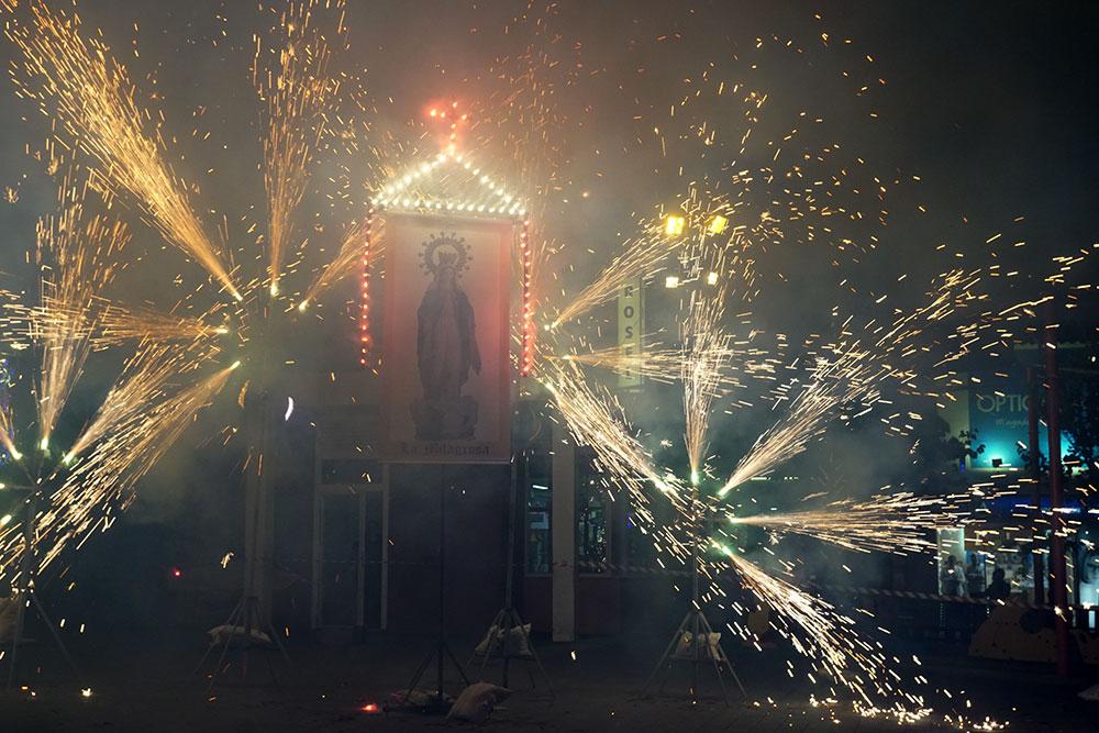 Focs d'artifici tradicionals