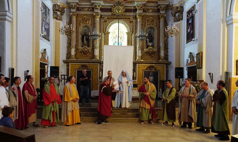 La Colometa de Pentecosta